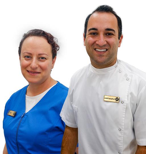 Dental Art, a gentle dentist in St Kilda. Dr Roman Pinkus.